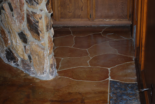 Incredible girls pics concrete stain designs for How to remove wax from stained concrete floors