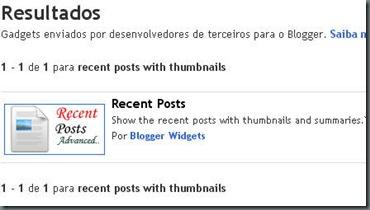 gadget related post thumbnail2 thumb%5B1%5D Adicionar postagens recentes com miniatura para blogger