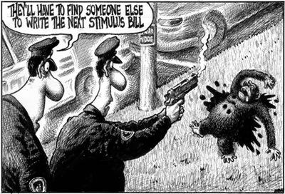 New York Post Chimp Cartoon racists accused