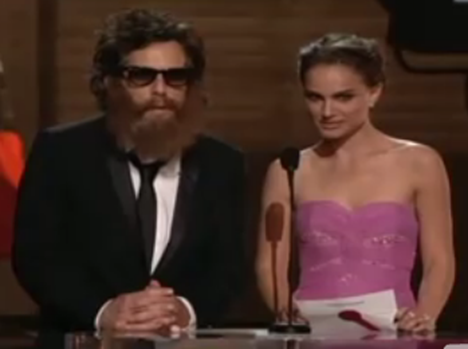 Ben Stiller as Joaquin Phoenix