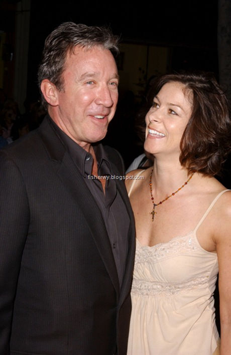 Tim Allen Jane Hajduk Photo