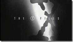 X Files - Trust no one.