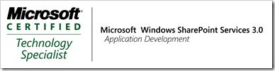70-541 (WSS App Dev)