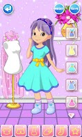 Screenshot of Sweet Fashion Dress Up