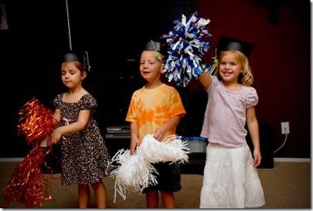 Joy School Cheer