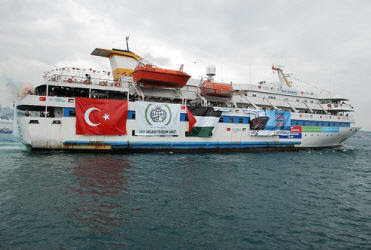 Kapal Kemanusiaan Fredom Flotilla