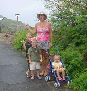 [Makap'u hike me & kids[3].jpg]