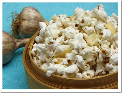Copy of keith's farm rocambole garlic popcorn
