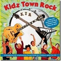 kidz town rock cd