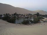 Huacachina, oasis en plein désert
