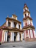 Iglesia San Fransisco, Salta