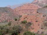 En route pour les Vallees Calchaquies