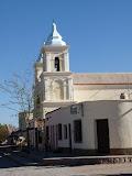 San Carlos et son église