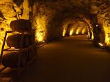 Cave à champagne vers San Juan