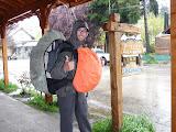 Arrivée en Argentine, pluie toujours