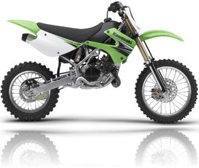 Motor Specification, Interests and Hobbies: Kawasaki KX 85cc 2010