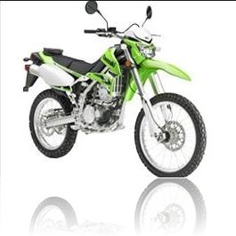 Kawasaki KLX 250 off road