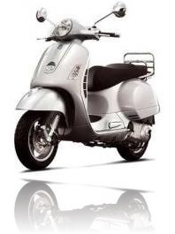 Piaggio Vespa GTS 250