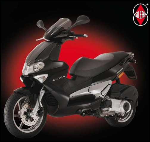 Gilera RUNNER VXR 200 - VX 125