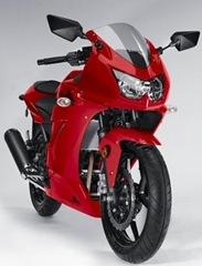 Ninja 250R 2010 Red