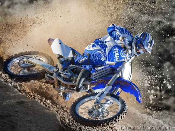 Motor Specification, Interests and Hobbies: YZ 125 2011 2-stroke