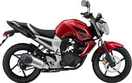Yamaha Byson merah 2010