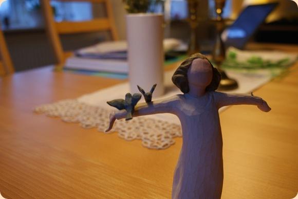 happiness eller den ene fugl er fløjet