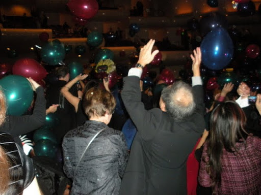 New Year's Eve at the San Francisco Symphony