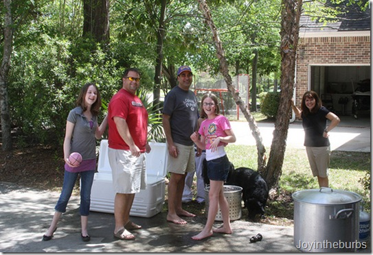 Crawfishboil 2010