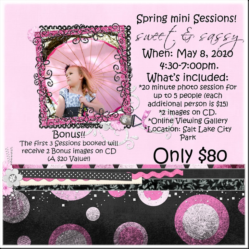 Spring Mini Sessions copy