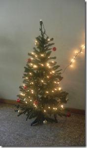 Missionary Christmas Tree