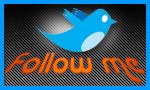 Follow me Twitter icon