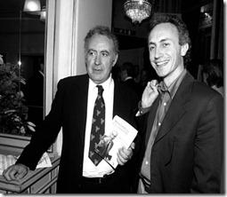 Michele Santoro e Marco Travaglio