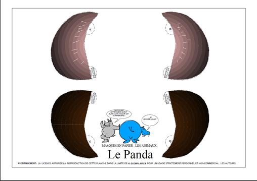 OSOS PANDA EN FOAMI - Imagui