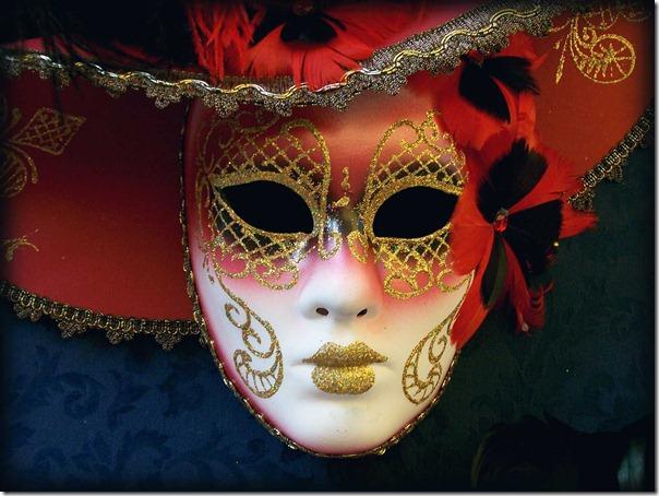 mascaras venecianas 041 q