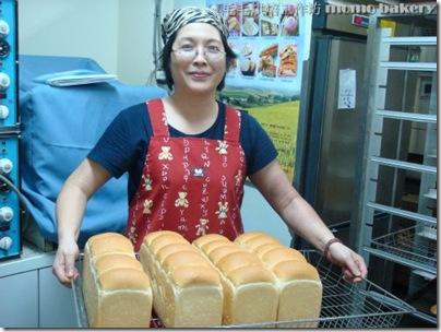 烘焙丙級麵包實作班37