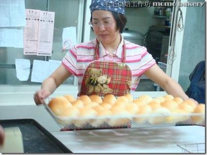 烘焙丙級麵包實作班17