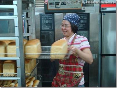 烘焙丙級麵包實作班46