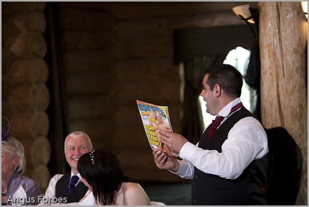 Wedding Photography by Angus Forbes