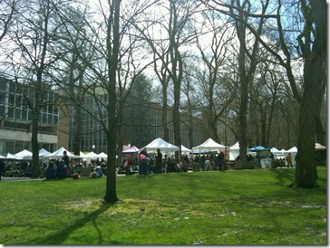 Farmers Market March 26