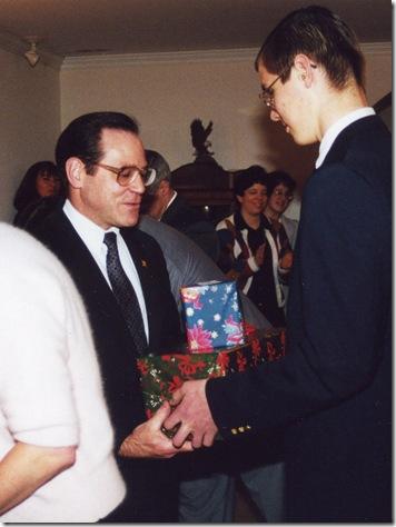 Christmas Open House - 1999