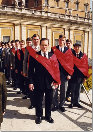 Spring 1998 - Rome