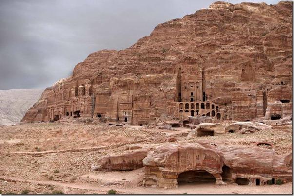 complejo de las tumbas reales