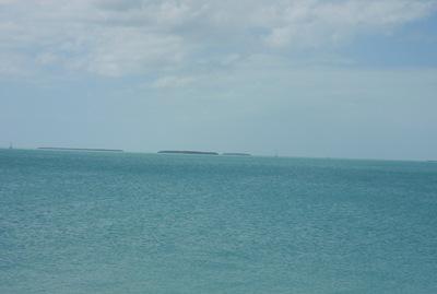O mar em Key West... convida mesmo a mandar uns mergulhos!