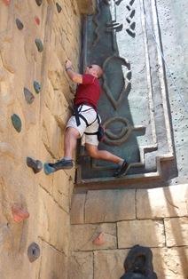 Não fazia isto há 12 anos!! Já me tinha esquecido o quanto adoro escalada.