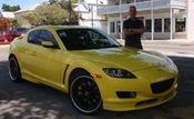 Mazda RX-8... o carro dos meus sonhos!