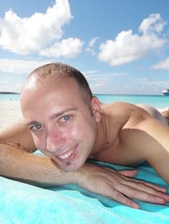 Praia nudista? Sim, por favor!