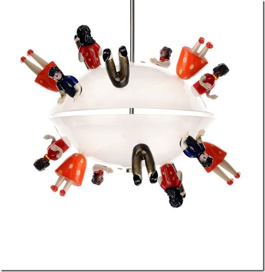 2010 Esperança lamp © Venini