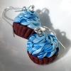 Blue Mix Cupcake