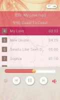 Screenshot of Tiny Music Player